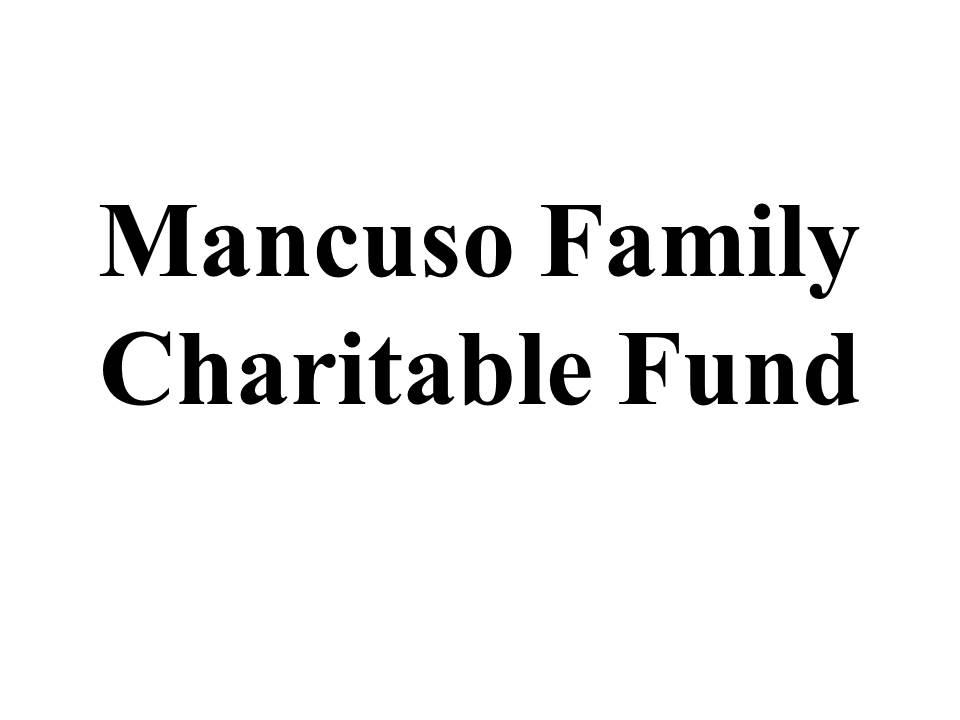 Mancuso Family Charitable Fund