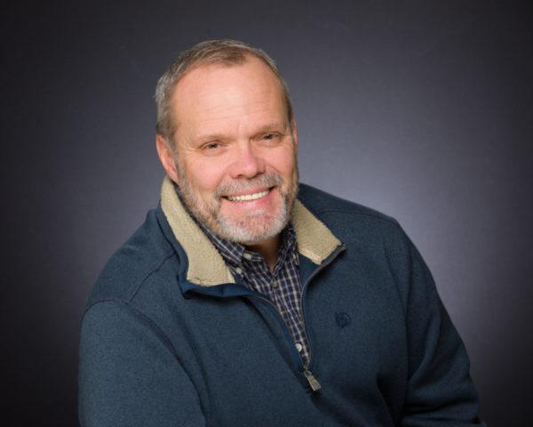 portrait shot of Brian